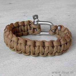Paracord armbanden
