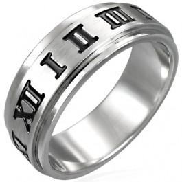 Heren ringen rvs