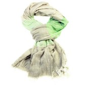 Heren sjaal groen