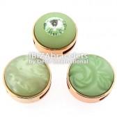 IBIZA slider schuifstenen - Emerald