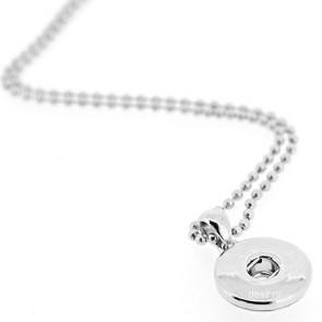 Chunk Halskette Chunks Kette für Noosa druckknöpfe