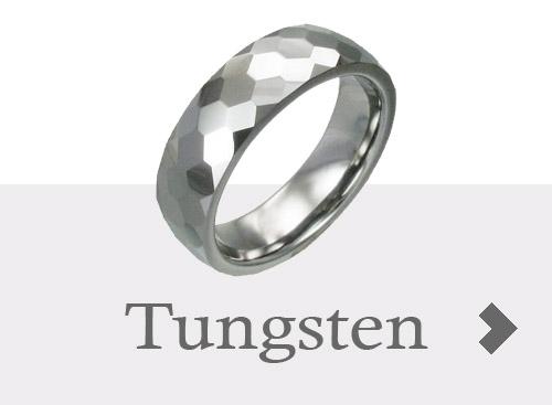 tungsten sieraden, tungsten ringen, tungsten carbide,