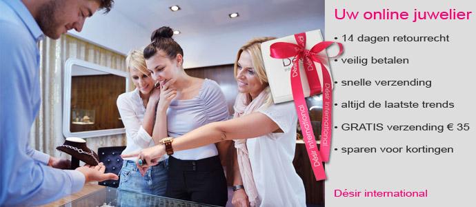 online juwelier, sieraden webwinkel, sieraden webshop, ideal, desir international, trendsieraden, heren sieraden, chunks